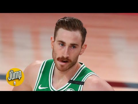 Gordon Hayward to the Pacers? | The Jump