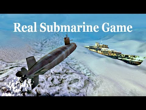 Best Submarine Game For Android   Oceans Submarine Shooting 3D App To Play Kids Free