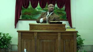 "Bro David M. Tillman Jr. ""Canceling The Criticism Of The Critics"" PT V"