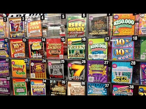 Illinois lottery scratch off unclaimed prizes michigan