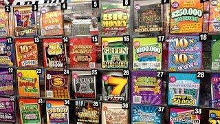Scratch off secrets, Illinois lottery,  lottery hack, lottery tips, how to win the lottery, 🎲, 💰