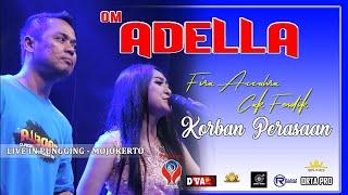 Download Mp3 Fira Azzahra Feat Cak Fendik - Korban Perasan  Om. Adella Live Mojokerto