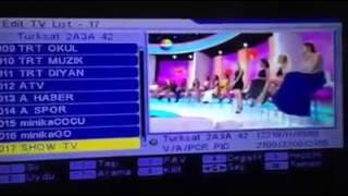 Uydu Kanal Güncelleme  4a