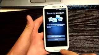 Sprint Touchwiz Jelly Bean LIF Leak on Samsung Galaxy S III [REVIEW]
