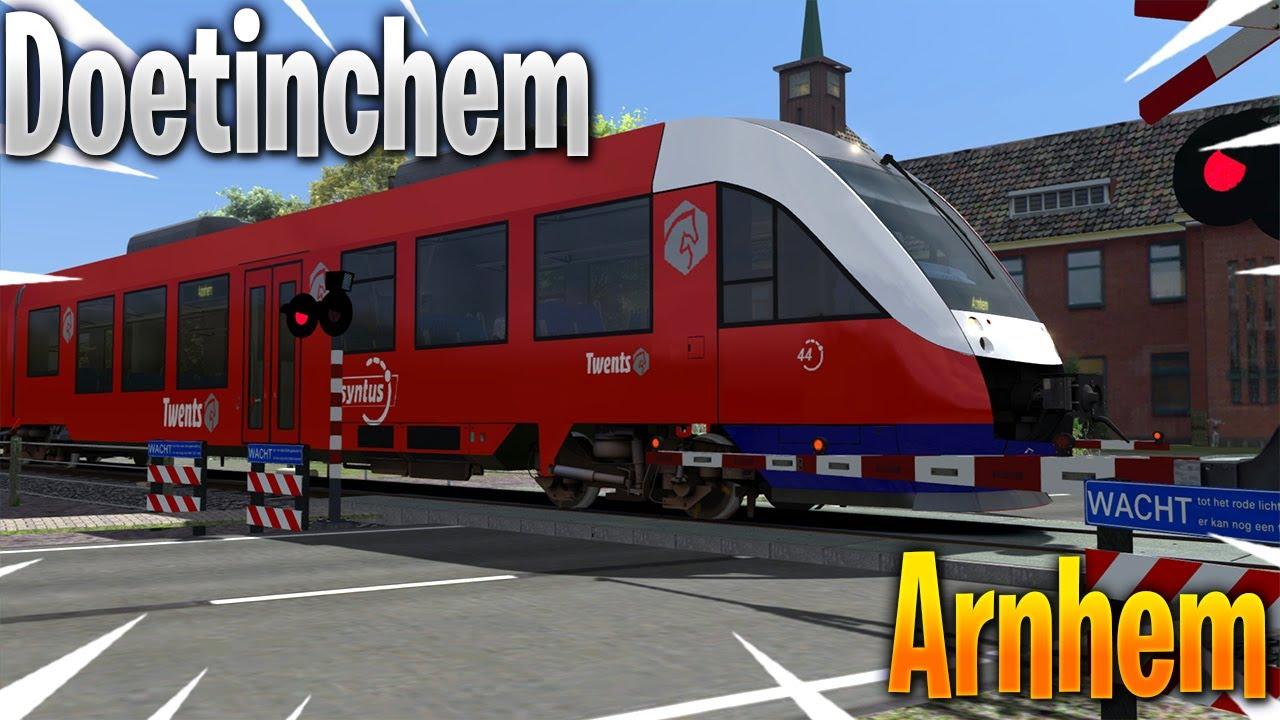 Heerlijk om weer met deze trein te rijden!! - Train Simulator 2021