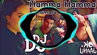 HAMMA HAMMA (  DJ  MUSICAL WORLD ) HARD BASS VIBRATION BOLLYWOOD SONGS DANCE 2018 LETEST OK JAANU