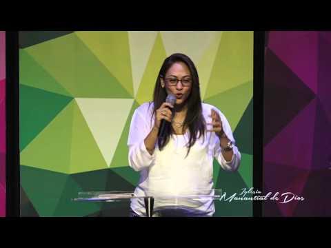 Amplia tu visión - Pastora Ana Milena Castillo