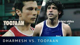 Dharmesh Vs Toofaan Farhan Akhtar Mrunal Thakur Paresh Rawal Amazon Prime Video
