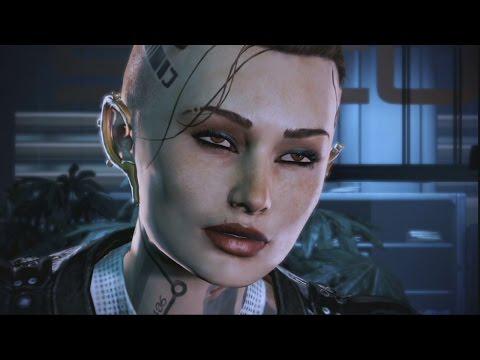 Mass Effect Trilogy: Jack Romance Complete All Scenes(ME2, ME3, Citadel DLC)