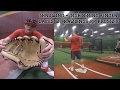 watch he video of Playing Catch + Tightening Finger Laces w/ Rawlings PP PROS12IC
