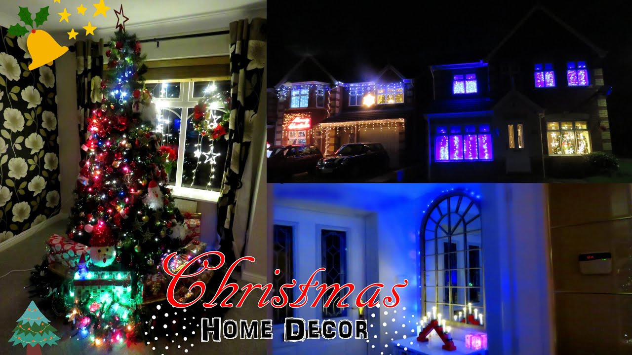 Christmas Home Decor Christmas Decorating Ideas 2016 Housetohome Ep 1 Youtube