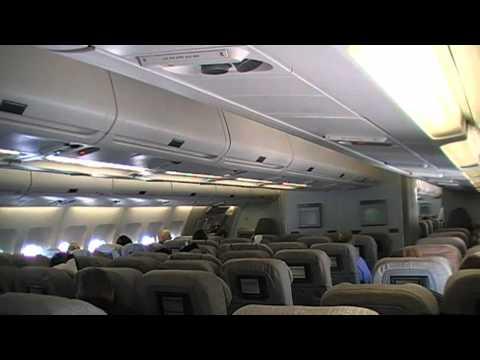 Gulf Air - Frankfurt to Bahrain