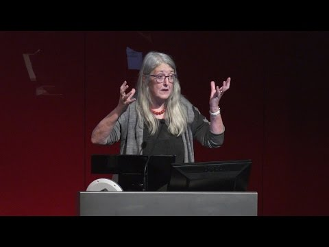 Mary Beard: Women in Power