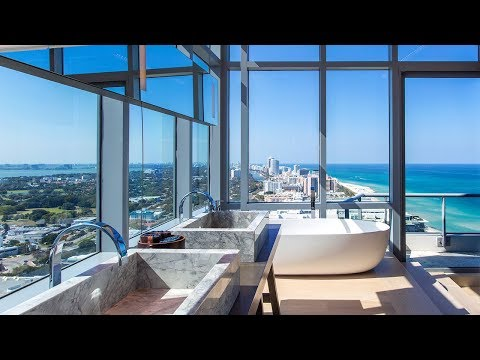 Setai Residences - Miami Beach - Penthouse PH-VC - Condo for