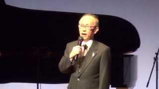 第7回シャンソンダムール 2014年3月24日、於 東京VITAホール ピアノ 陶...