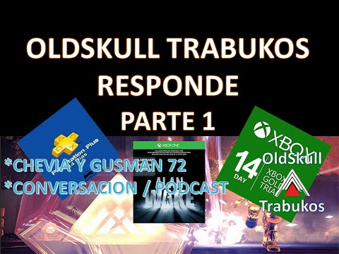 DESTINY | OLDSKULL TRABUKOS RESPONDE | PARTE 1 | REGALOS A SUSCRIPTORES