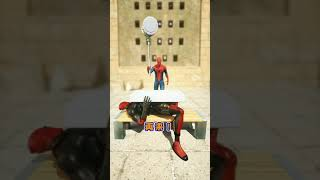 douyin Chinese funny moments Spiderman and iron man