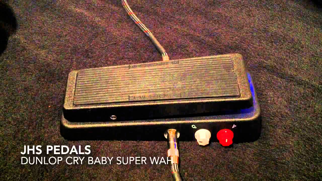 JHS Cry Baby Super Wah