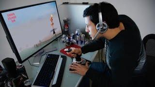 Geeklist Top 5 - Gaming joysticks