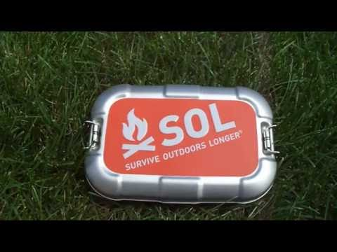 SOL Traverse Survival Kit Review