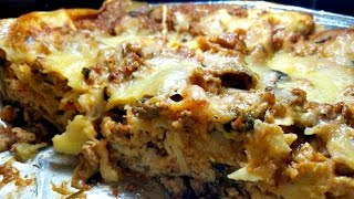 Trinidad Lasagna Recipe  Taste of Trini