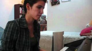 """Tears and Rain"" by James Blunt [PIANO COVER]"