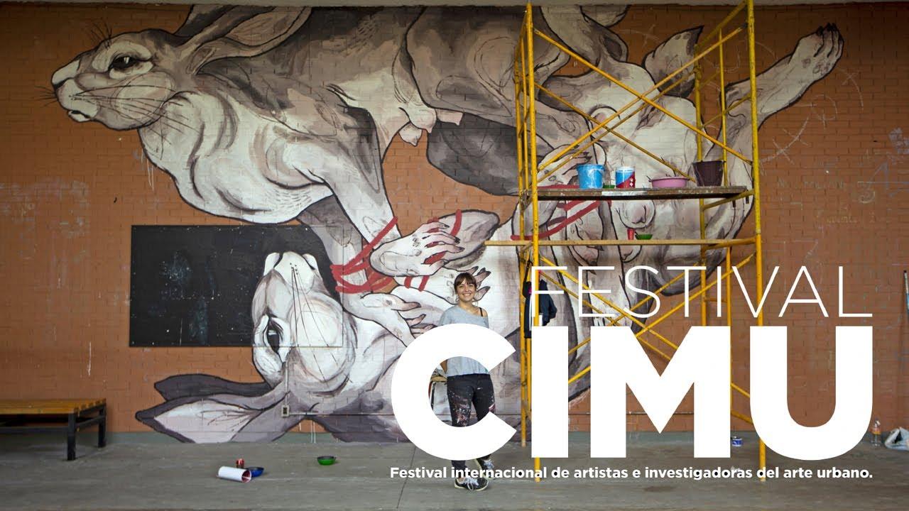 CIMU  - Festival de Mujeres Investigadoras y Creadoras del Arte Urbano