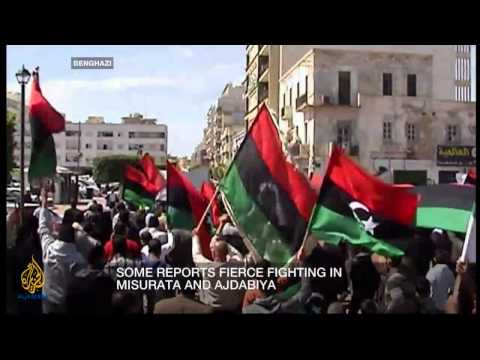 """Inside Story - Is it too late for a """"no-fly"""" zone over Libya?"""
