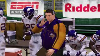 ESPN NFL 2K19 | New Season Week 2 vs Vikings