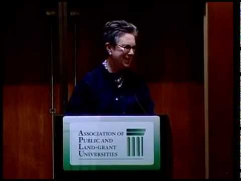2012 Annual Meeting: Waded Cruzado, President, Montana State University