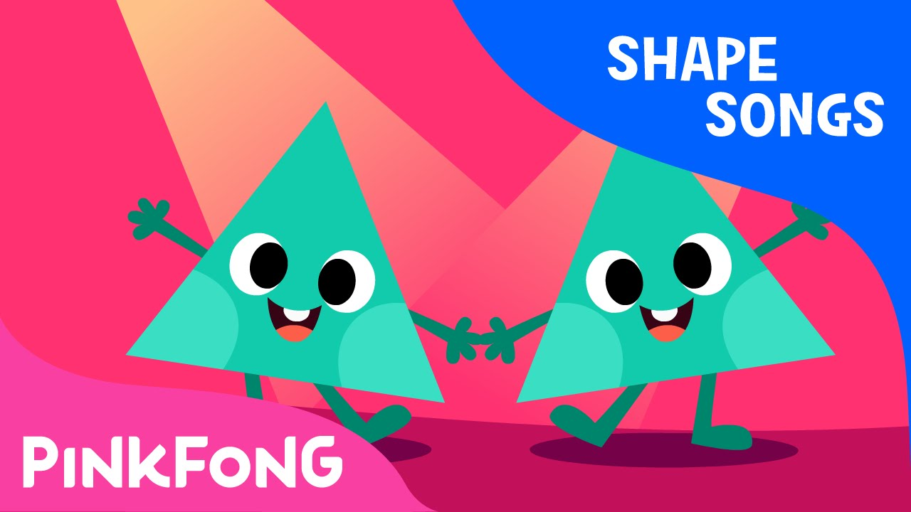 Dancing Shapes | Shape Songs | PINKFONG Songs