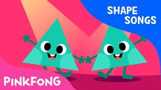Dancing Shapes | Shape Songs | PINKFONG Songs