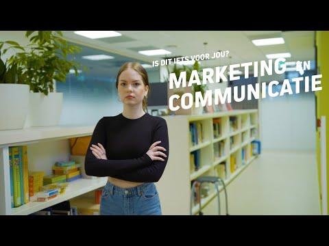 Marketing & Communicatie, iets voor jou?