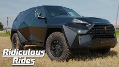 Karlmann King: The $1 Million SUV | RIDICULOUS RIDES