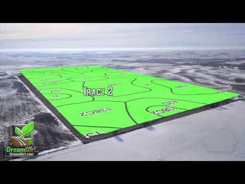 Farmland Auction Palo Alto County Iowa 30 Second Preview