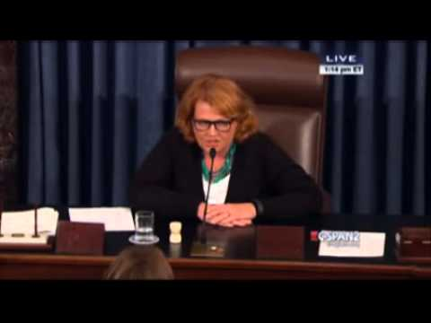 Orrin Hatch Harry Reid Senate Floor Dec 13 2014