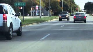Idiot Driving Backwards    ViralHog