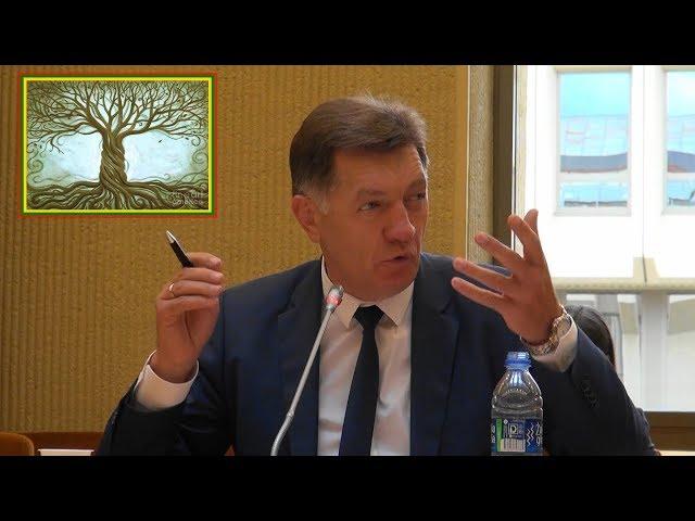 Algirdas Butkevičius - apie Lietuvos Miško reformą. 20170705-233538
