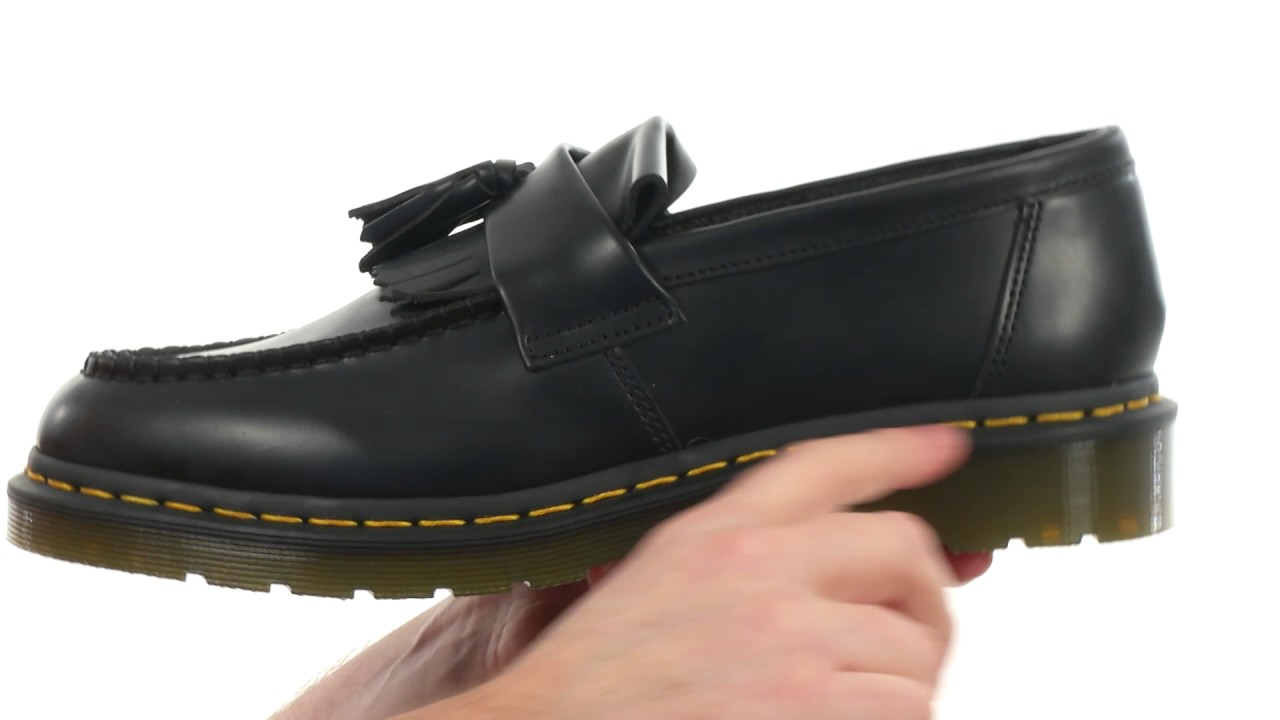 c2d52193851 Dr. Martens Adrian SKU 8818684 - YouTube