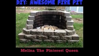 Diy: Awesome Fire Pit