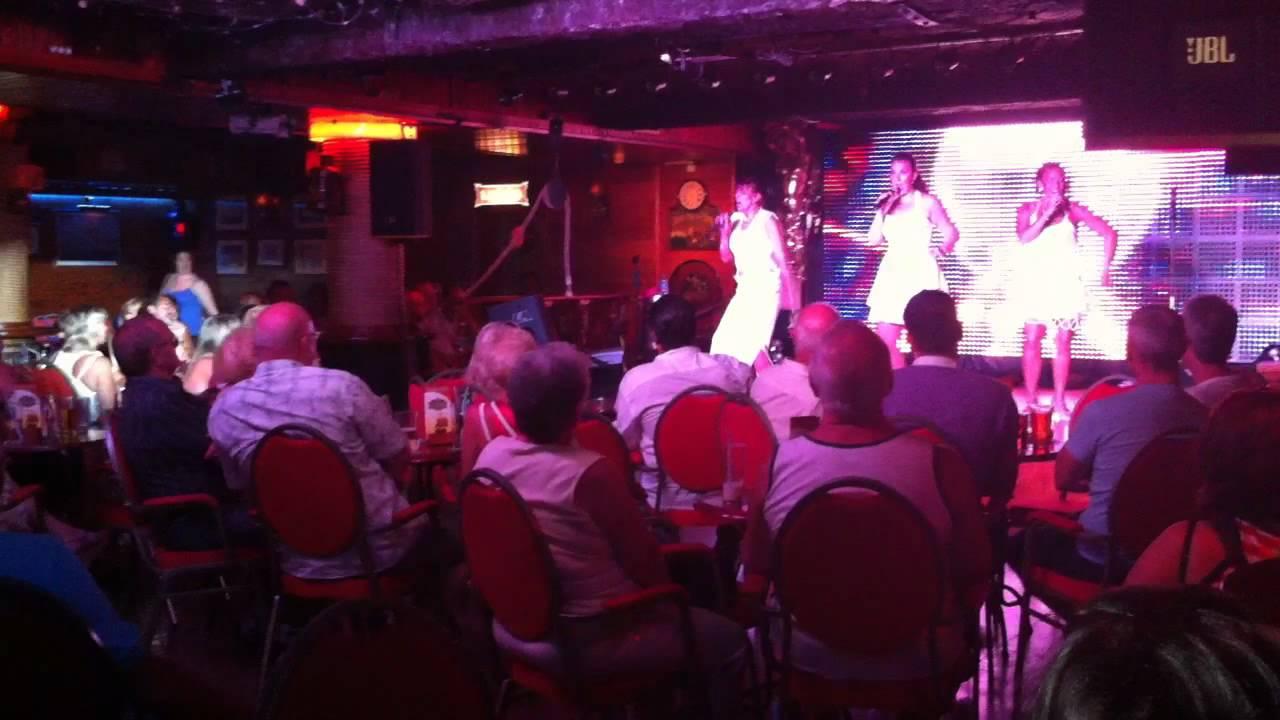 Morgans Tavern Benidorm 2010 Sister Act Tribute Youtube