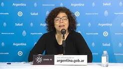 Coronavirus en Argentina: reporte diario del Ministerio de Salud (sábado 2 de mayo)