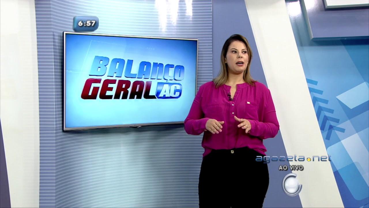 Almir Andrade com as notícias da fronteira 02 10 17