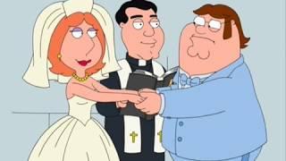 Гриффины - Поцеловать невесту