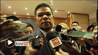 Saifuddin ulas peralihan kuasa PM ke-8