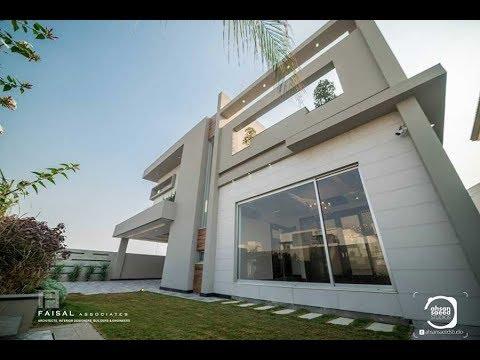 1 Kanal House 500 Sq Yd Exterior Interior Design