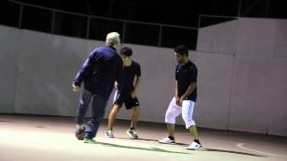 Download Video Sean Garnier looked like an old man and shows incredible ability MP3 3GP MP4