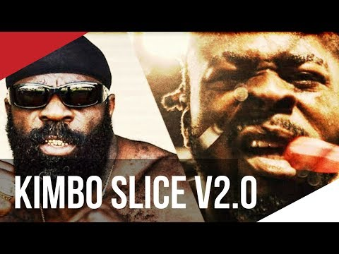 I'M BETTER THAN MY DAD | Baby Slice on Kimbo Slice | Kevin Ferguson Jr Interview