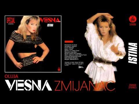 Vesna Zmijanac - Oluja - (Audio 1988)