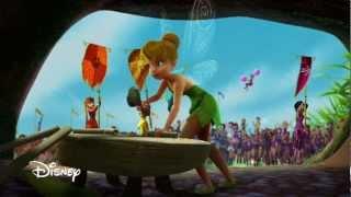 Disney Fairies - Feen - Vorschau -  Die Geschichte der Feenspiele